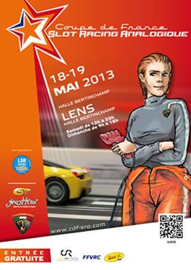 Coupe de France de Slot racing 2013