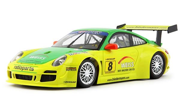 1160AW Porsche 997 Team Manthey International GT Open 2012