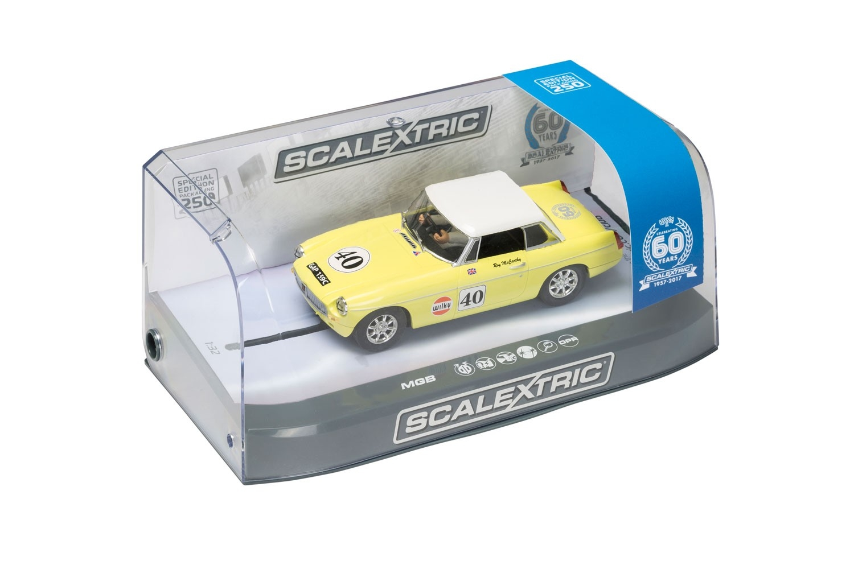 MG MGB – Thoroughbred Sports Car Series - C3746A