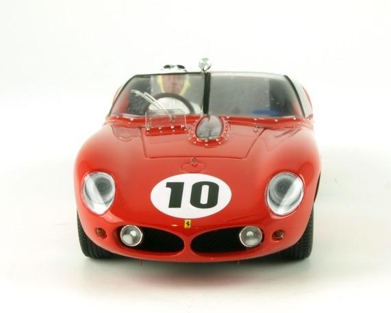 Le Mans miniatures: la Ferrari 250 TR61 #10 Le Mans 1961