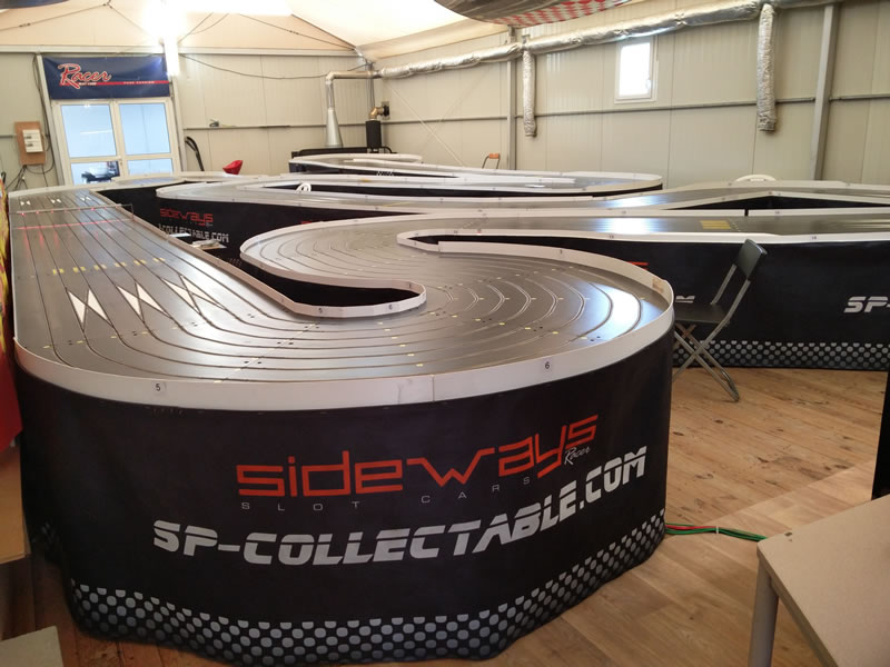 Piste Mb Slot Sp Collectable