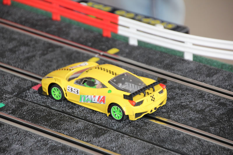 GT3 Italia Black Arrow