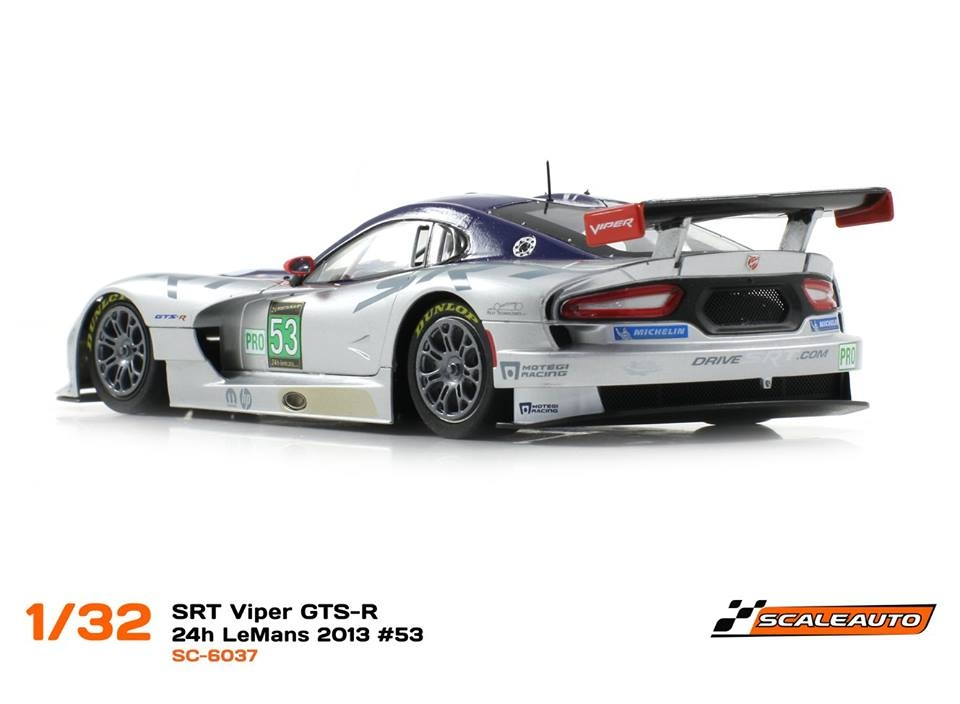 Scaleauto SRT VIPER GTS-R #93 SC6036 1/32