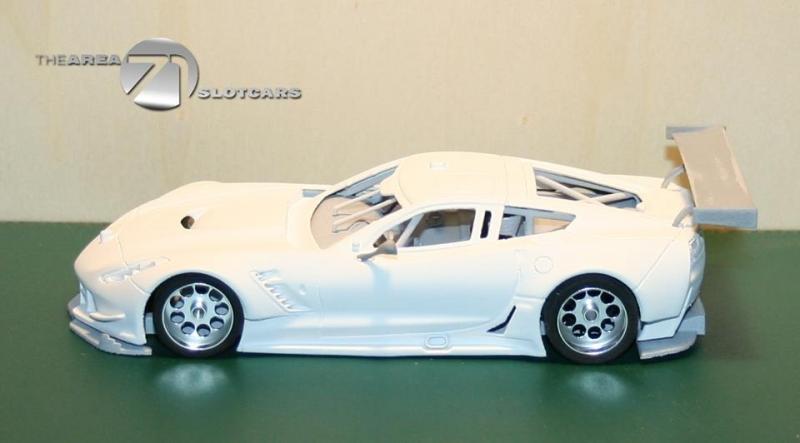 Area71 Slotcars: Chevrolet Corvette C7R
