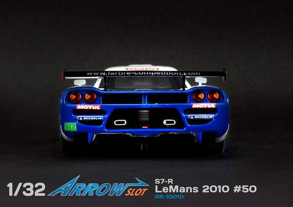 Saleen S7-R LeMans 2010 (AR-1001D)