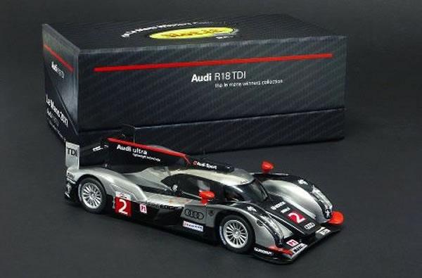 Audi R18 Prototype Slot-it