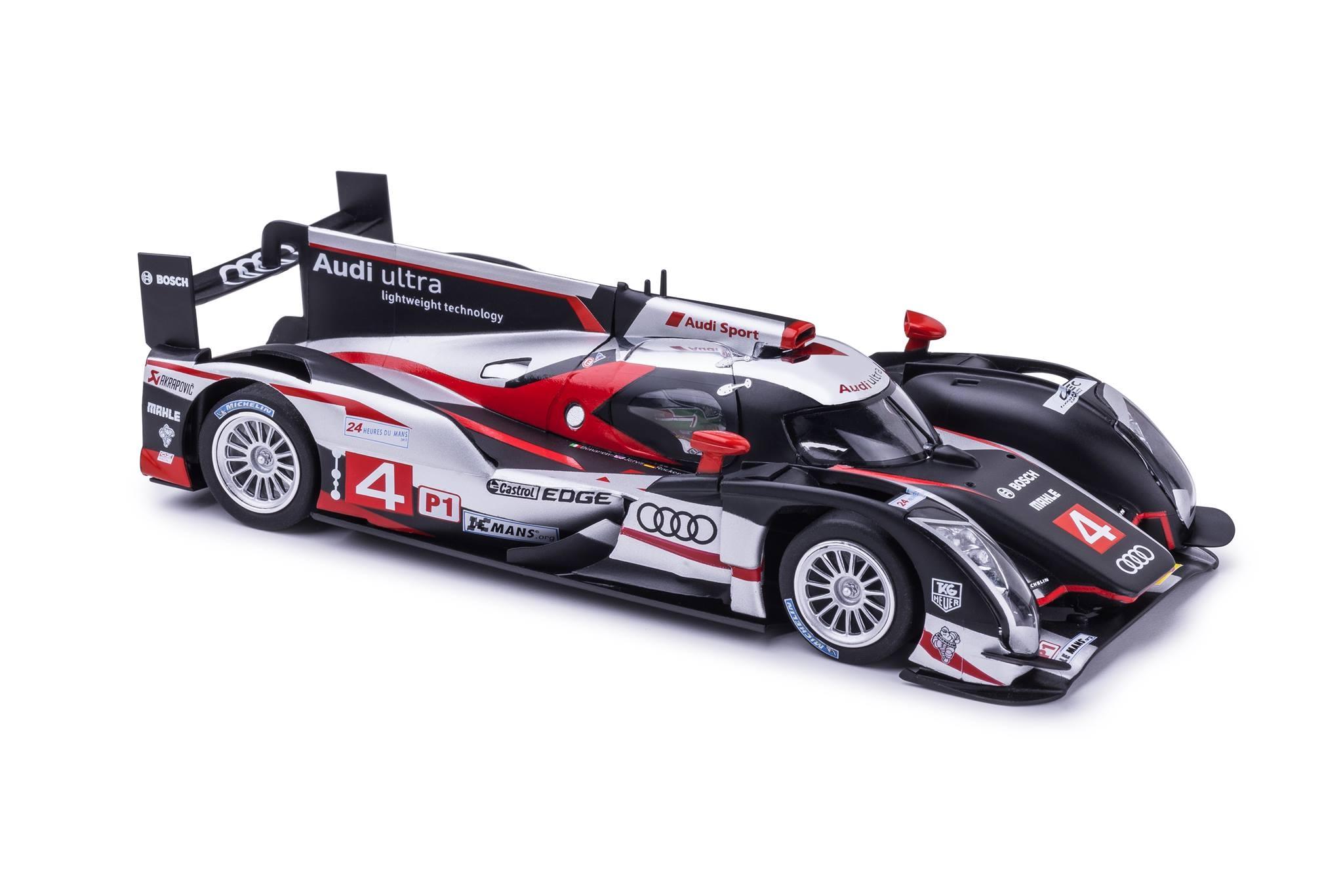 Audi R18 Ultra #4 - 3rd Le Mans 2012 M.Bonanomi, O.Jarvis, M.Rockenfeller (SI-CA38A)