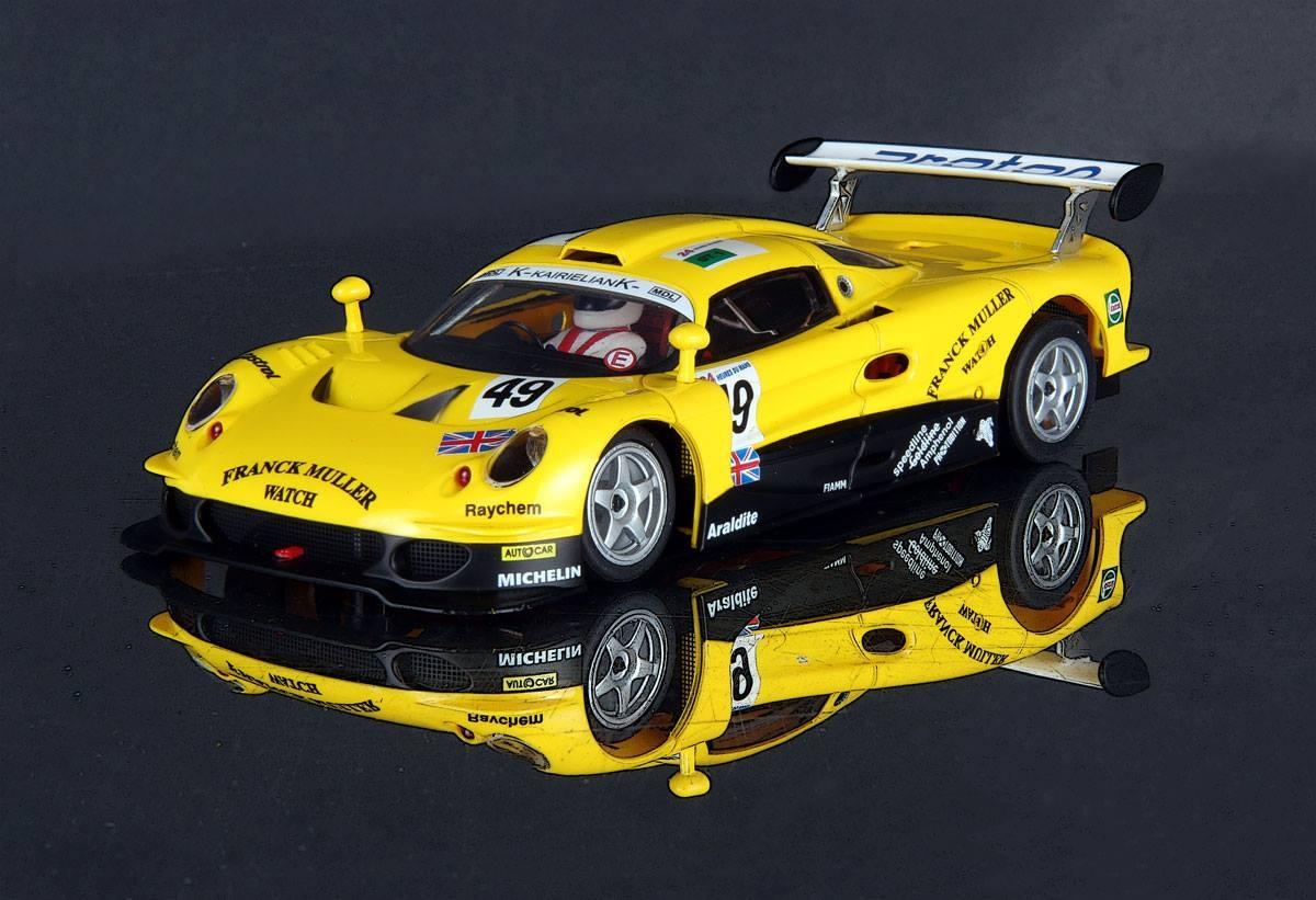 Avant Slot Uk - Lotus Elise GT1 Le Mans 1997  (51604)