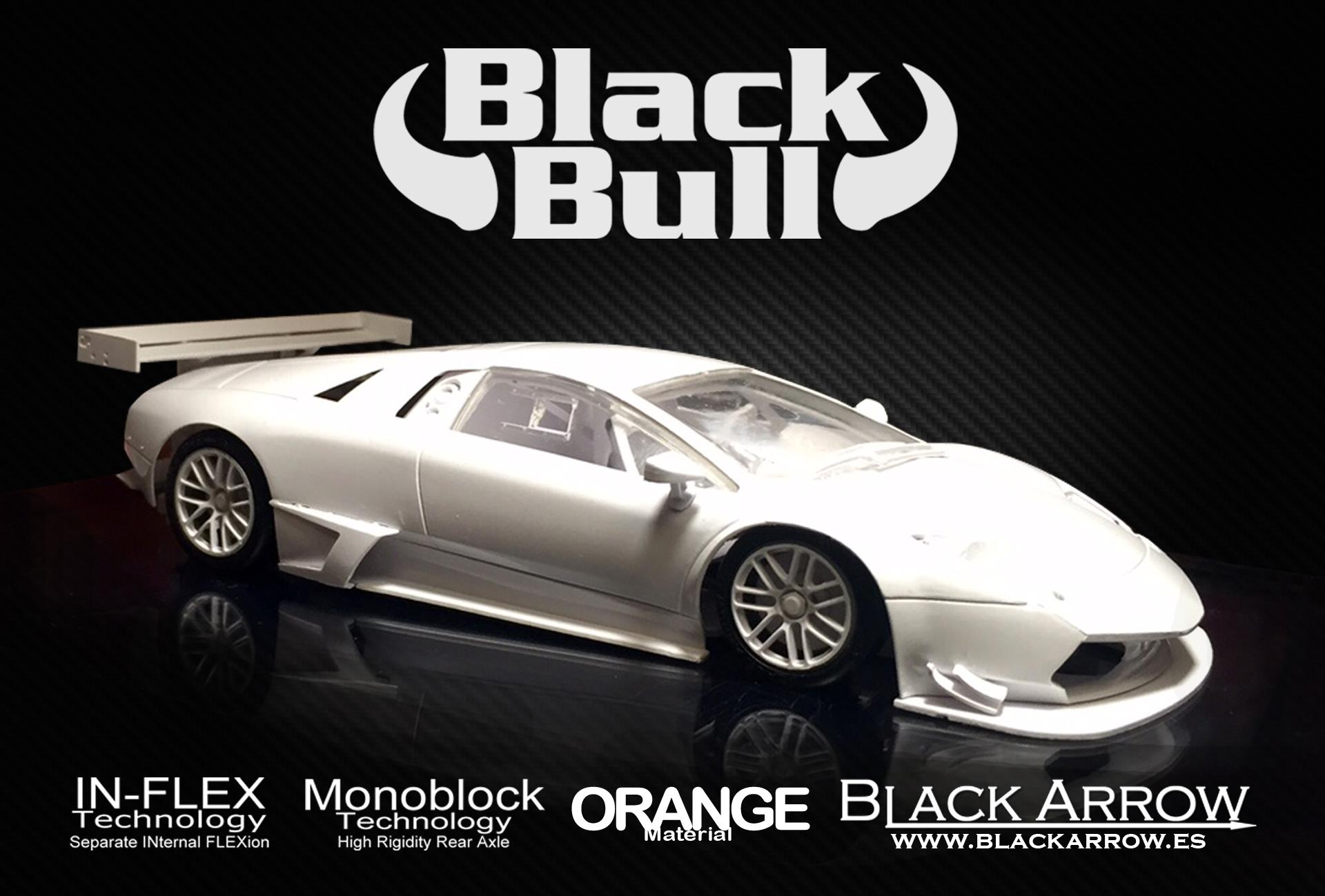 Black Arrow: des clichés exclusifs de la Black Bull