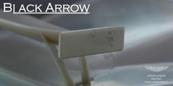 Black Arrow Aston Martin DBR9 pré-production