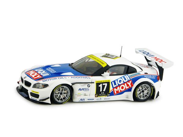 SC-6018 Bmw Z4 GT3 24H. Dubai 2011 #17