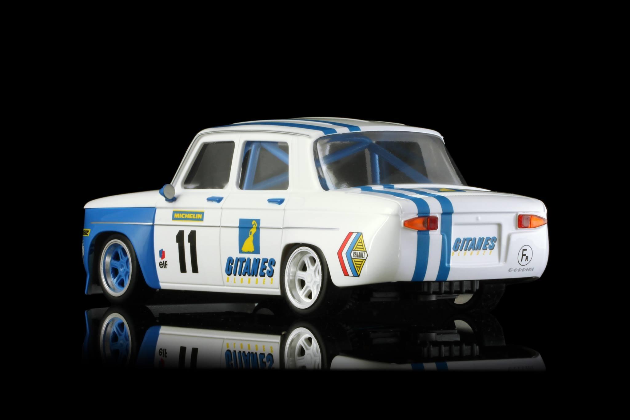 Renault R8 GORDINI Gitanes # 11