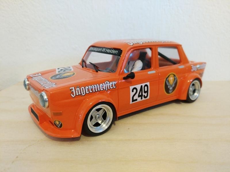 Brm TTS Slot SIMCA 1000 Gr.2 300 km Nurburgring 1976 CODE: TTS08
