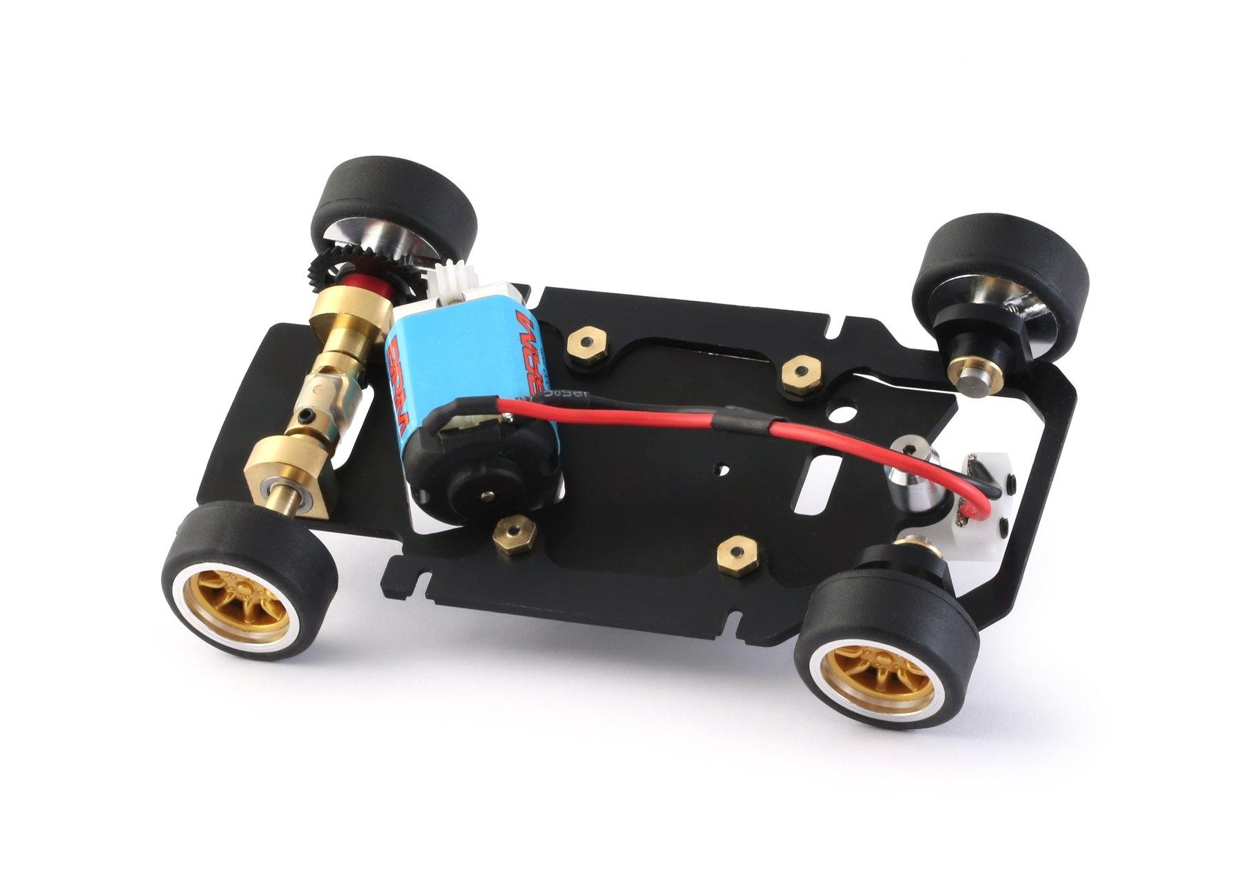 Chassis de la Mini Cooper - 1-24 - BRM