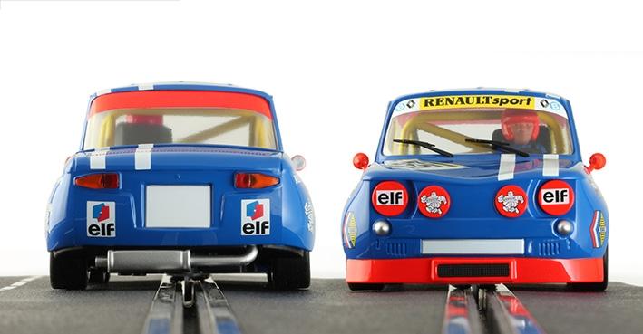 BRM: les R8 Gordini 1/24 pour le slot annoncées en Février