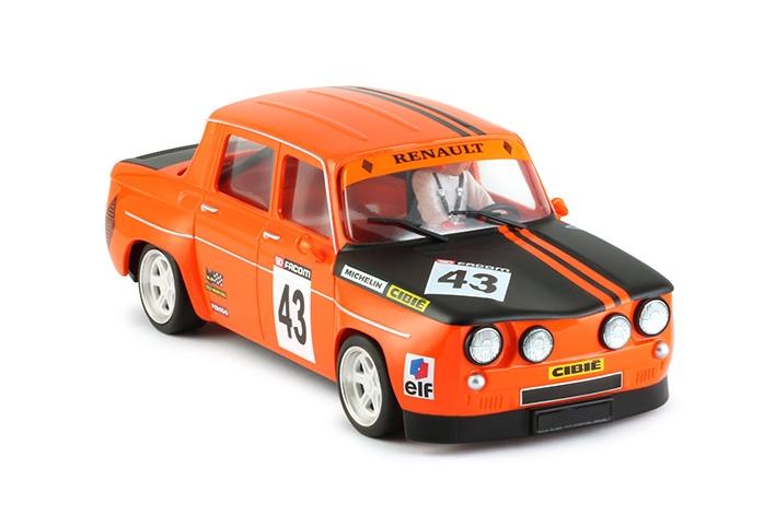 BRM: La R8 Gordini echelle 1/24 numéro 43