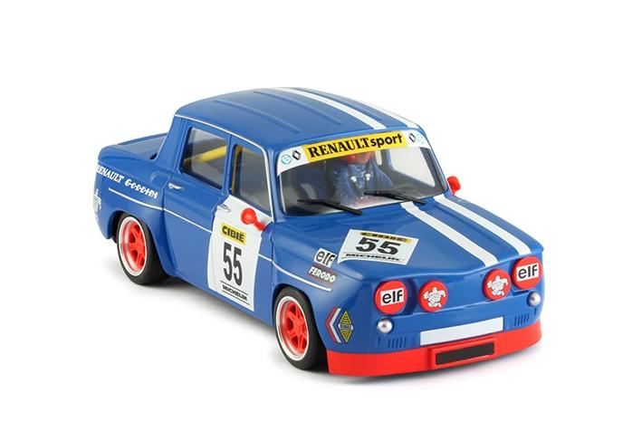 BRM: La R8 Gordini echelle 1/24 numéro 55