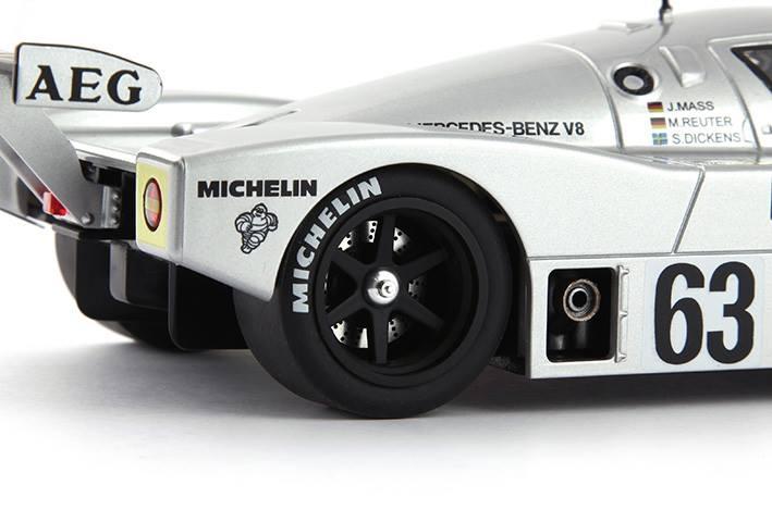 BRM Sauber Mercedes C9 1/24