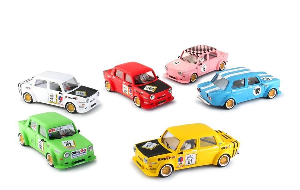 BRM & TTS: Des Simca 1000 et NSU TT