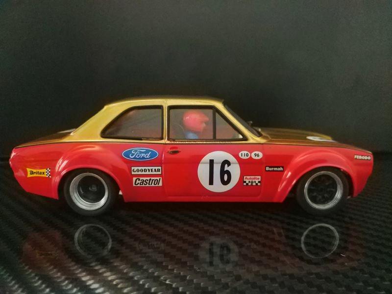 TTS 018 Ford Escort Mk1 Alan Mann #16