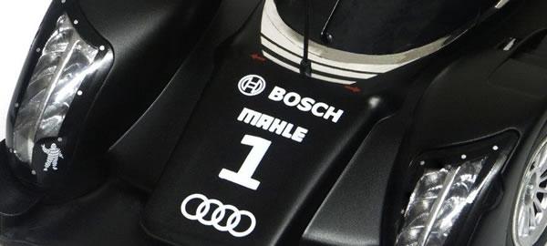Slot it - Audi R18 TDi numéro 1