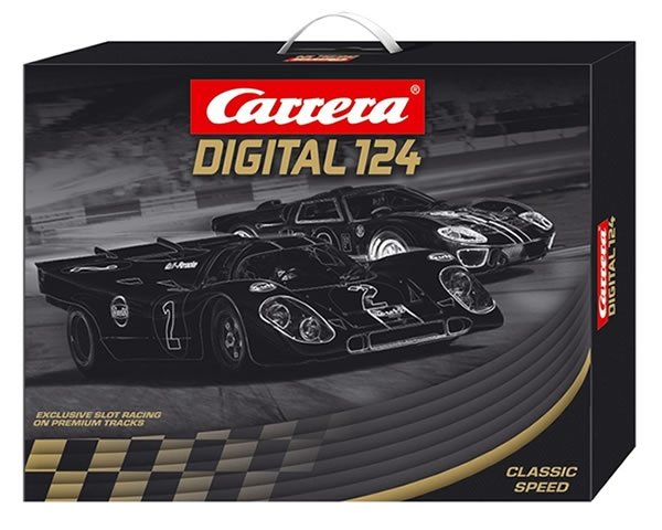 Coffret Digital 124 Classic Speed