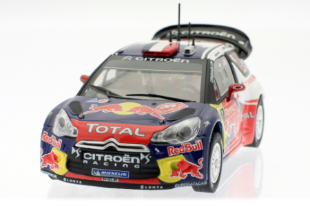 Carrera - Citroën DS3 WRC