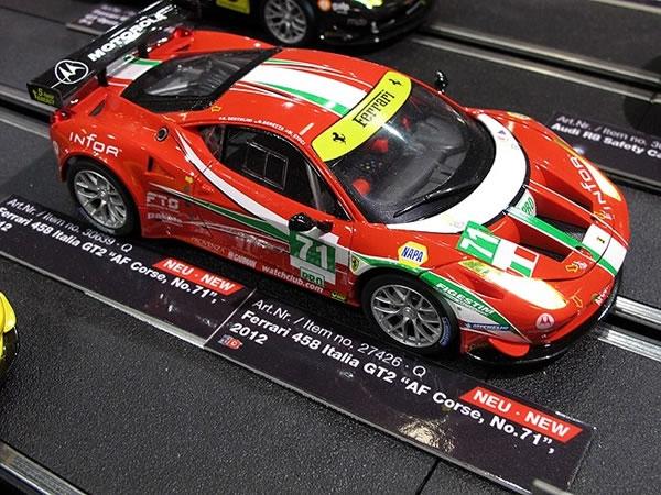 Carrera Ferrari 458 Italia GT2 27426