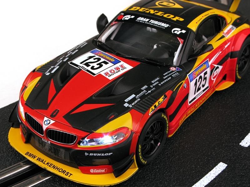 "BMW Z4 GT3 ""Walkenhorst Motorsport, No.125"", VLN 2013"