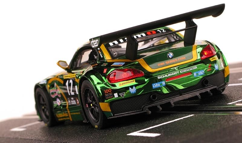 "BMW Z4 ""Schubert Motorsport, No.12"", 24h Dubaï en 2013"
