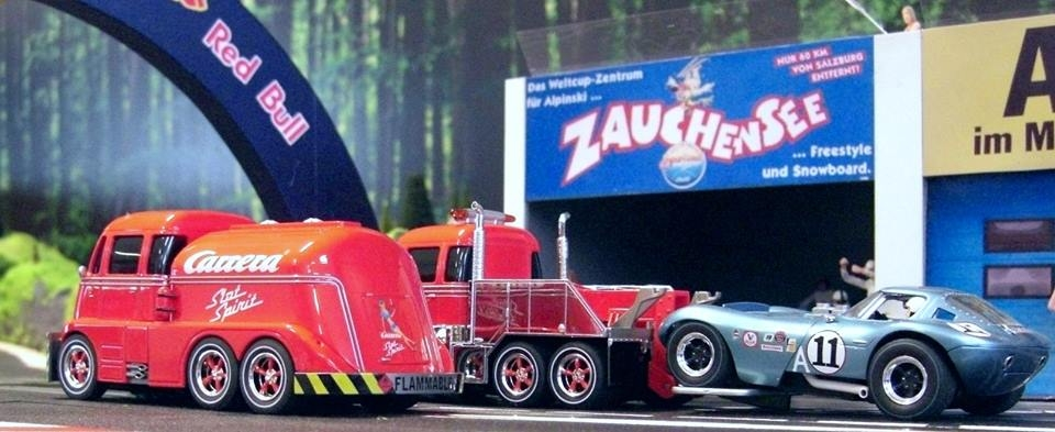 Carrera: le Tanker et le Wreker