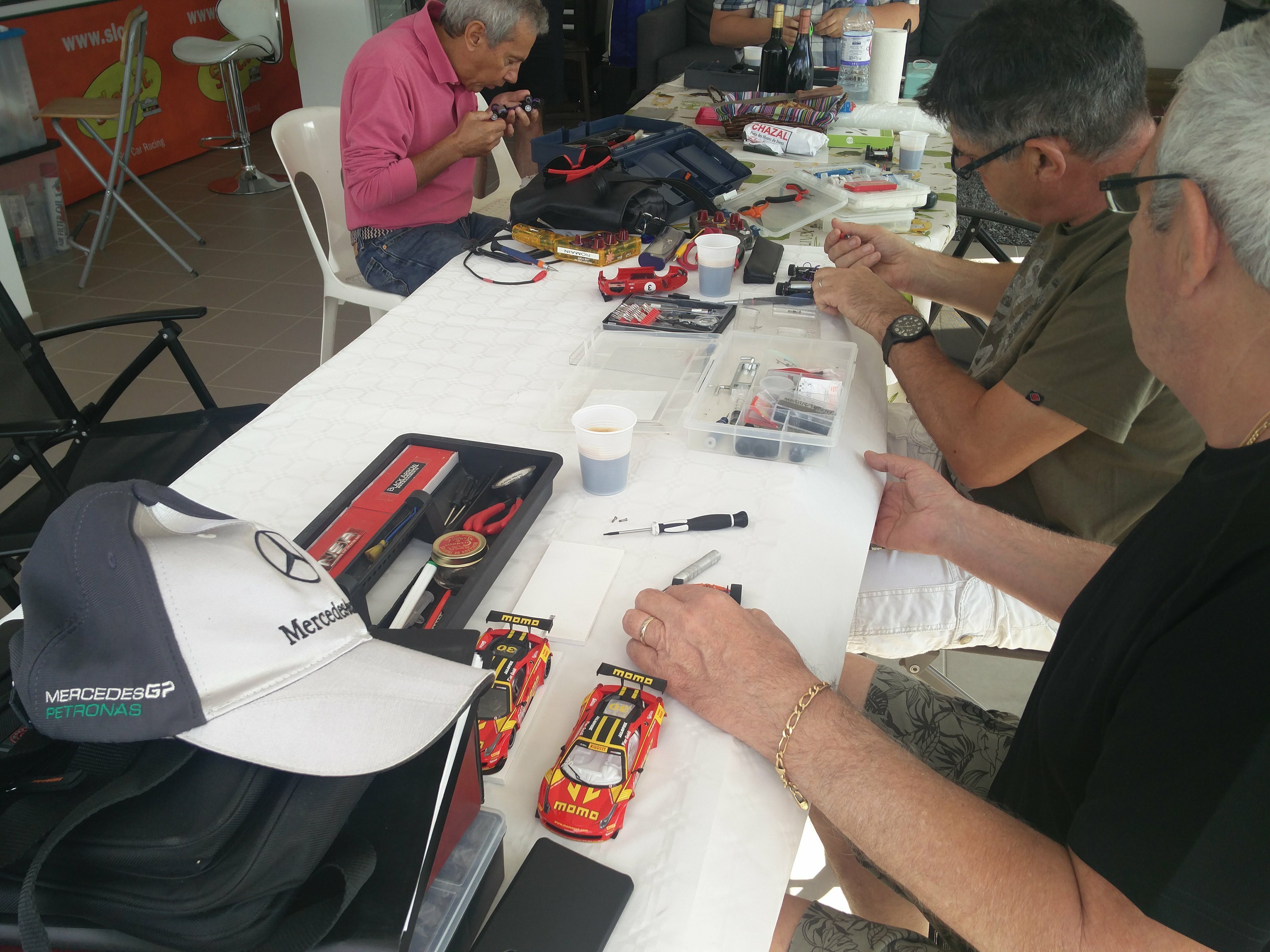 Championnat GT3 Italia - Black Arrow - Manche 2