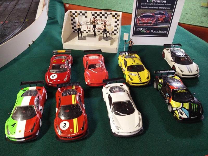 Championnat GT3 Italia Black Arrow (1ère Manche)