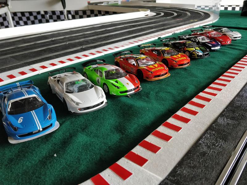 Championnat GT3 Italia Black Arrow – Dernière manche 2017