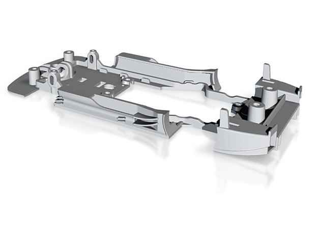 Slot it chassis MercC-std