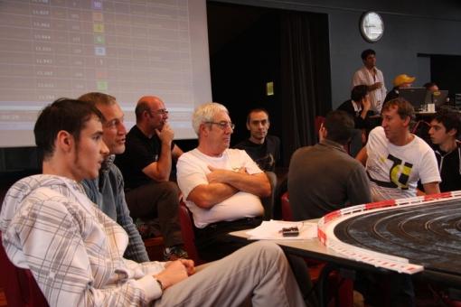 Brice, Jean Marc et Roger en plein travail