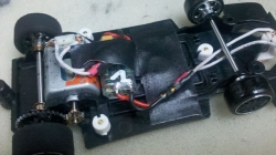Montage sur le chassis de la puce DAVIC