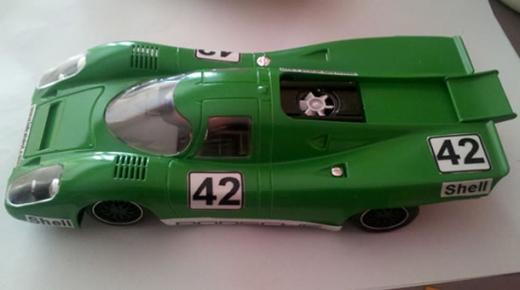 Porsche 917K numéro 42 pour la course