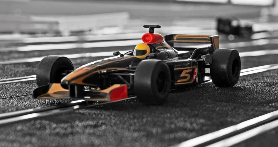 F1 Ninco noire (50699)