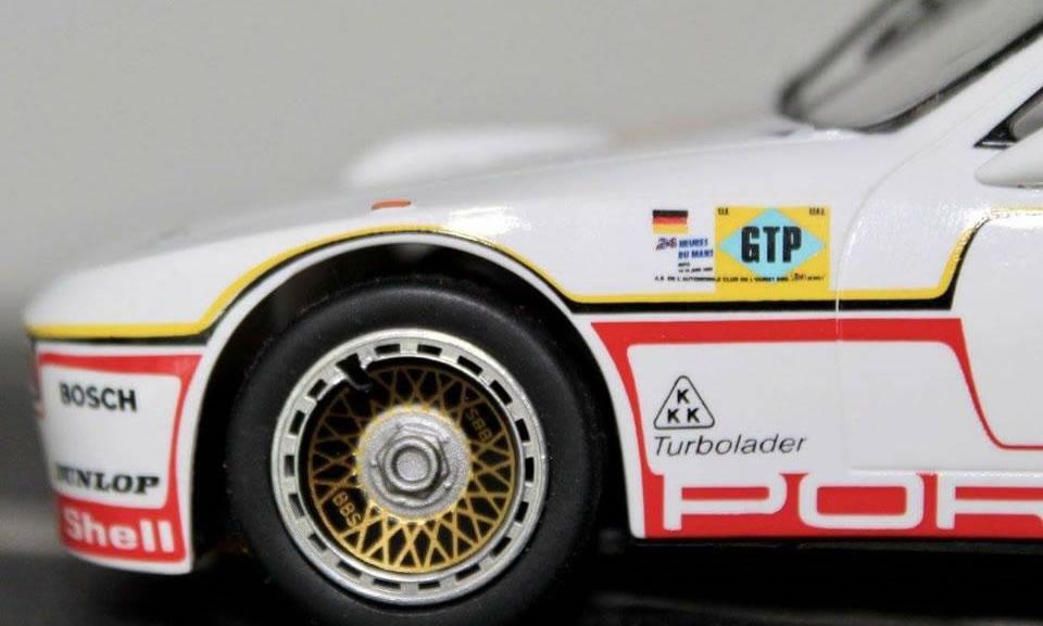 Falcon Slot Cars: La Porsche 924 #4 24h du Mans 1980 en précommandes