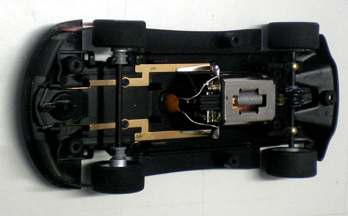 Ferrari interieur 1