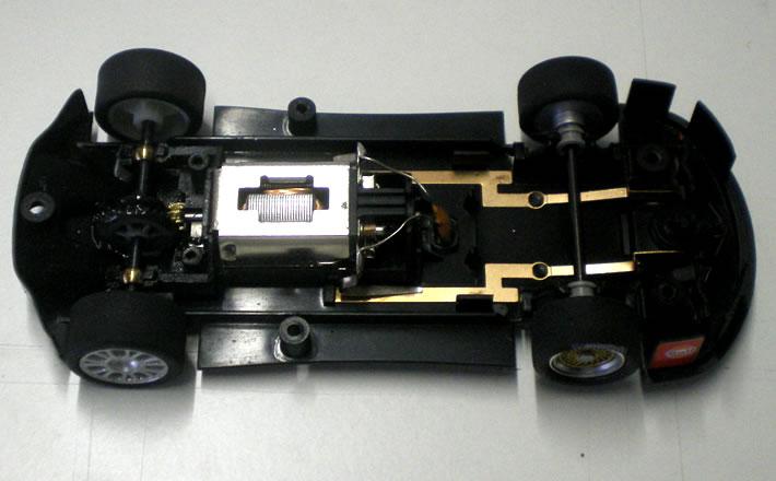 Ferrari interieur 2