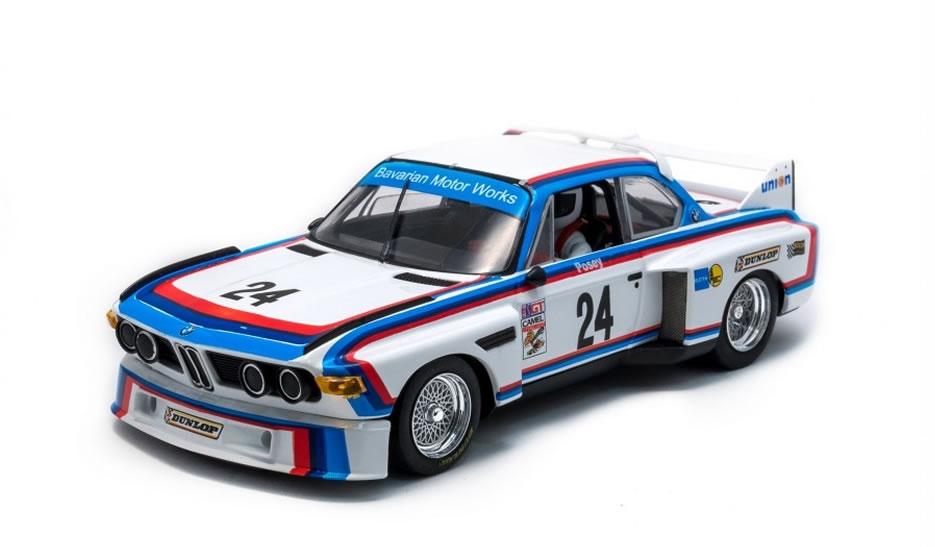FLY A2001 BMW 3,5 CSL - IMSA 1975 S.POSEY #24