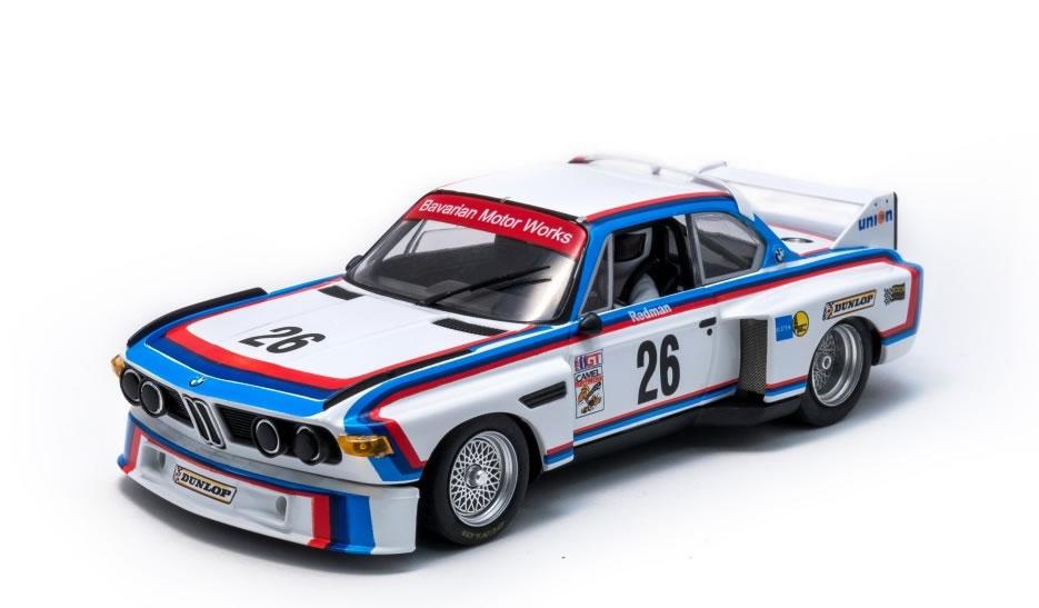 FLY A2002 BMW 3,5 CSL - IMSA 1975 B.REDMAN #26