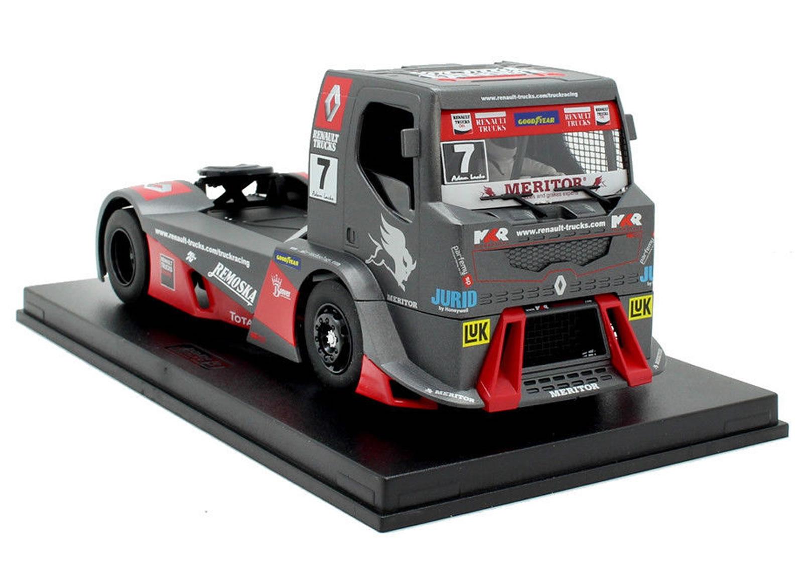 FlySlot: le Renault Trucks MKR Technologies à l'echelle 1/32