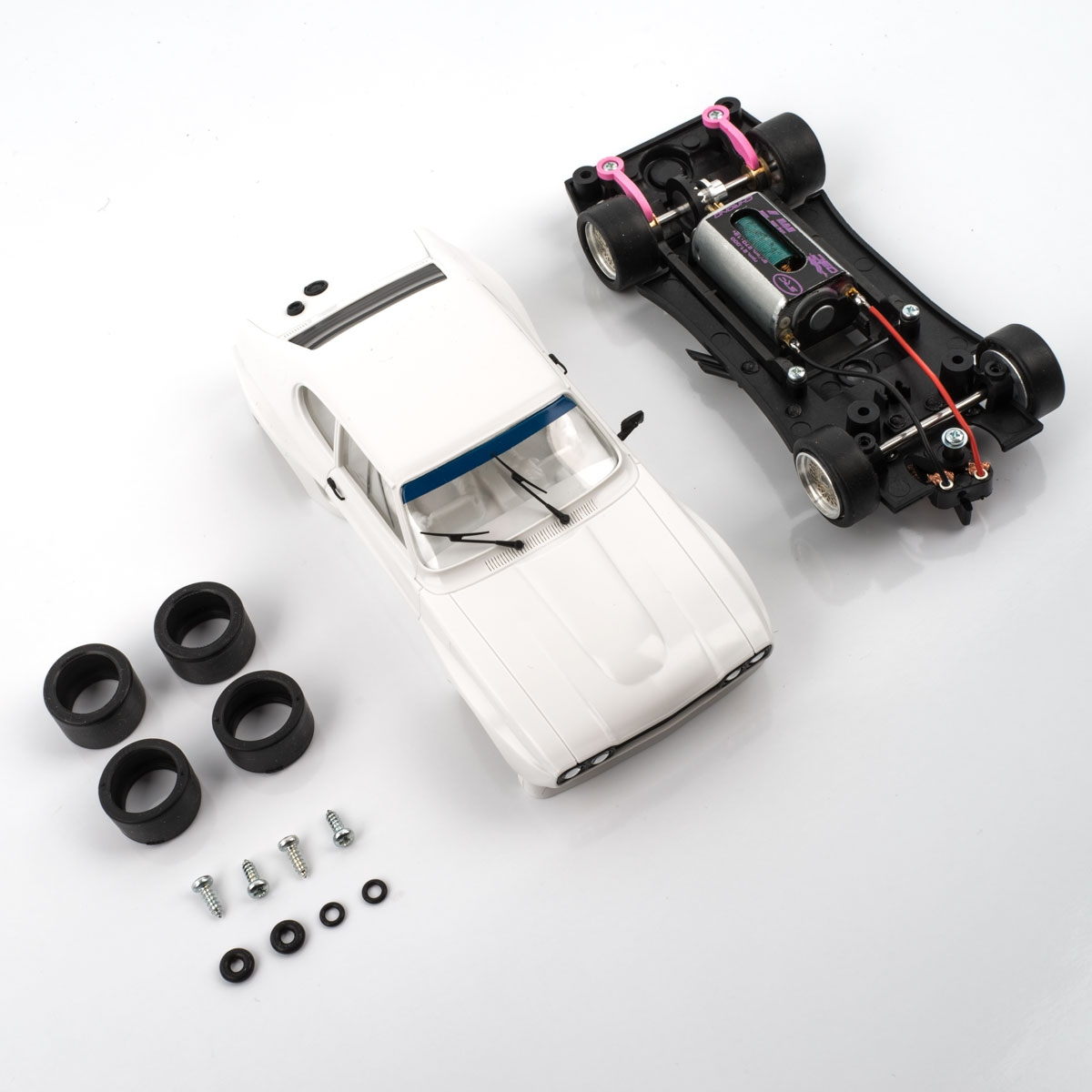 SRC - Ford Capri lv rallye test 3 kit Chrono
