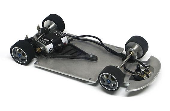 Chassis et Support Moteur McLaren F1 GTR BRM Gold Serie