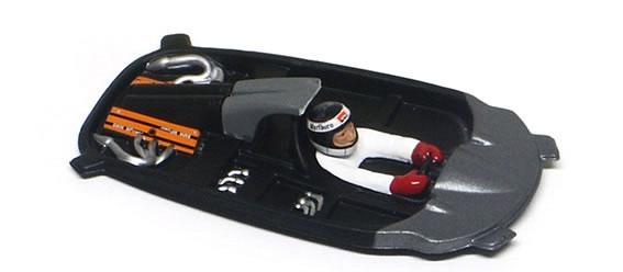 Interieur Lexan McLaren F1 GTR BRM Gold Serie