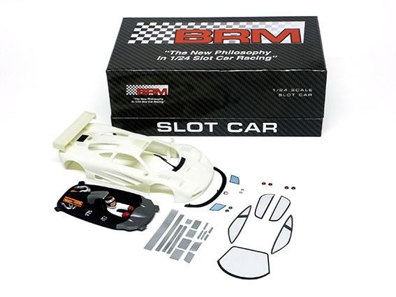 Kit carrosserie McLaren F1 GTR BRM Gold Serie