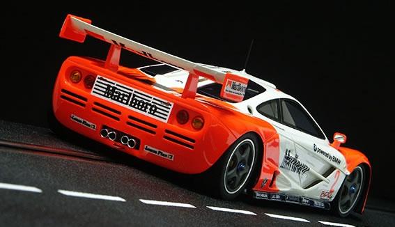 McLaren F1 GTR BRM Gold Serie